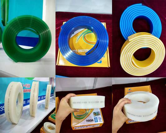Textile Printing Squeegee