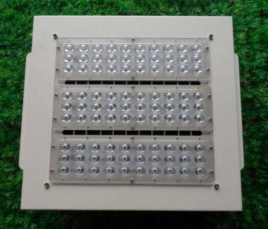 CE ROHS UL listed 200w led gas station canopy lights 200w/120w gas station led canopy lights retrofi