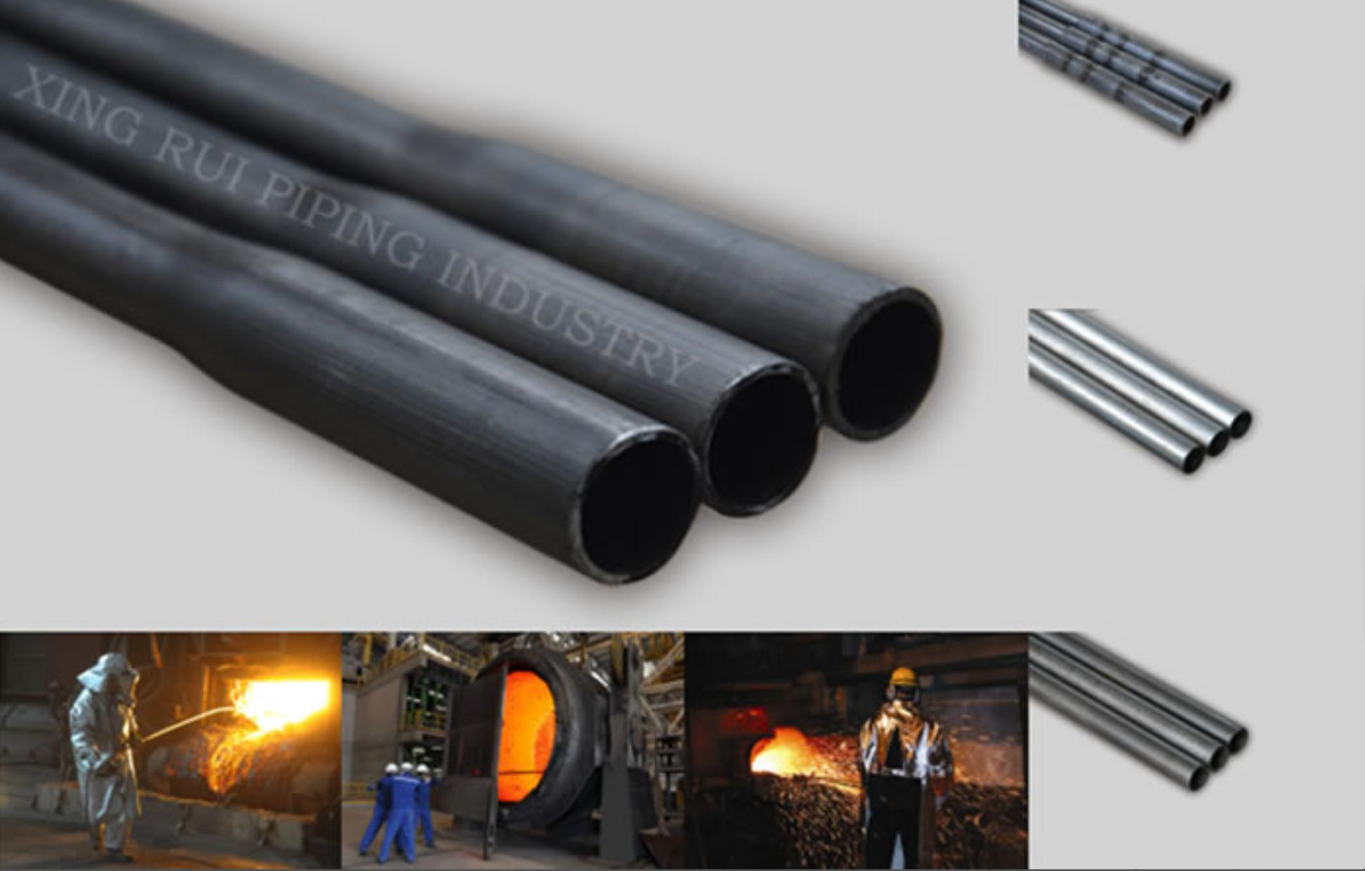 OD6mm L1000mm Oxygen Lance Pipe for cutting skulls
