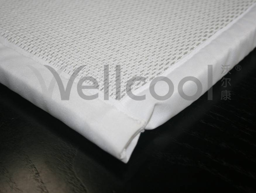 washable and elastic 3d mesh mattress with top qualitiy