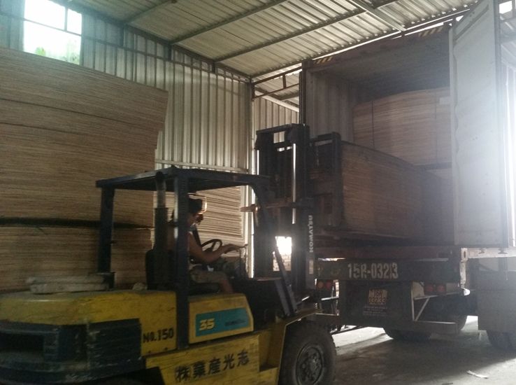 HOT SALES PACKING PLYWOOD NATURAL PLYWOOD