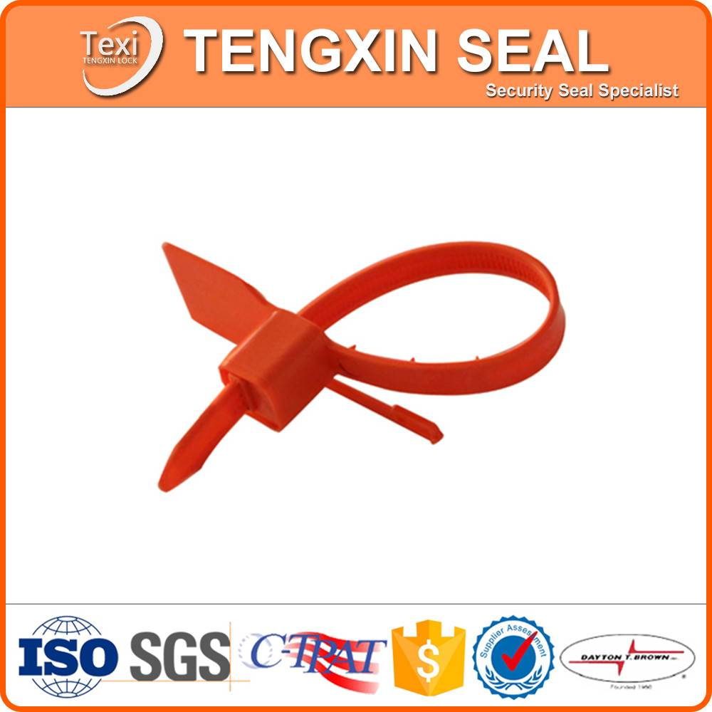 high security plastic seal for container