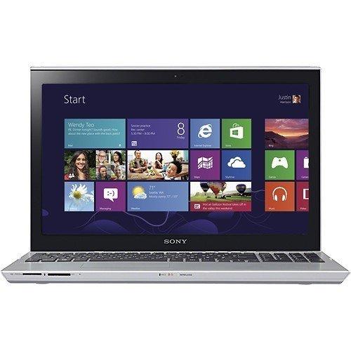 Original Sonys VAIO SVE17135CXB SVT15115CXS Touch Screen 17inch Laptop Notebook I7 1TB WINdows 8