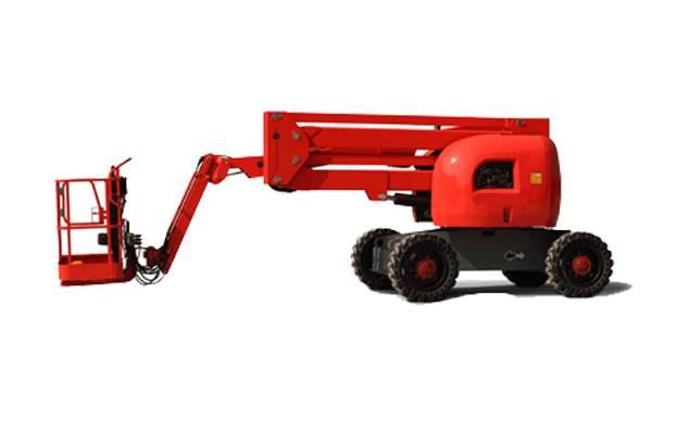 Terrainlift Self-propelled Articulating Cherry Picker RTDZ16