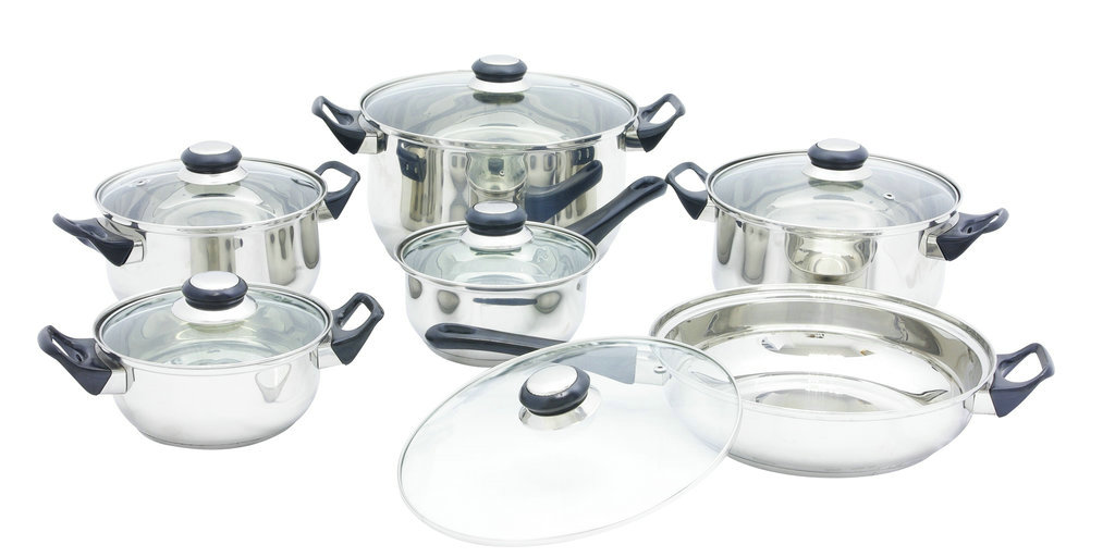 12pcs cookware sets