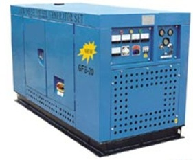GFS Series Low Noise Three-Phase Diesel Generating Sets