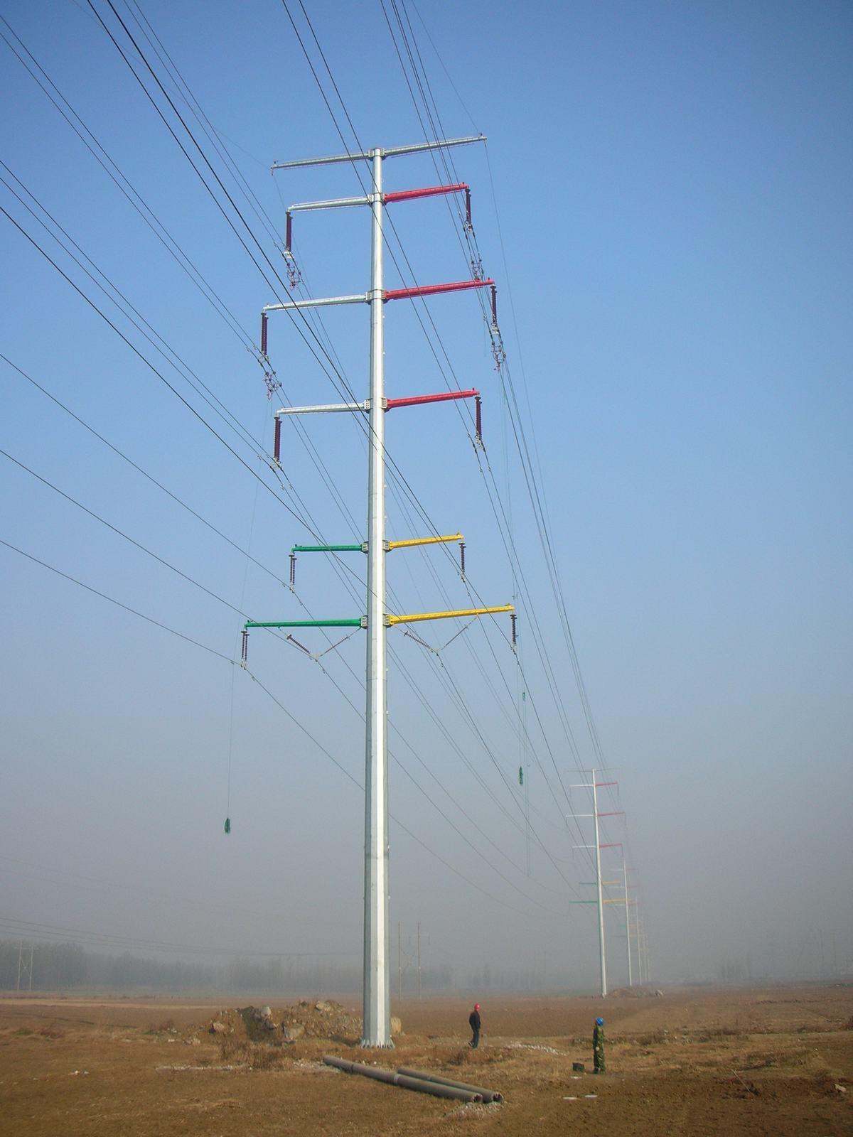 Transmission Line Poles