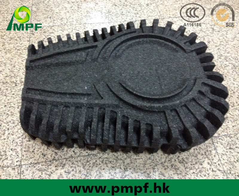 CNC machined EPP foam prototype