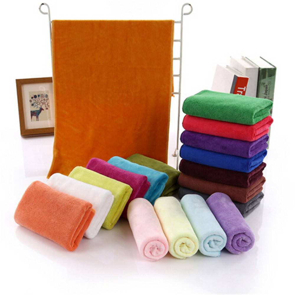 Hot sale microfiber car cleaning towel car detailing