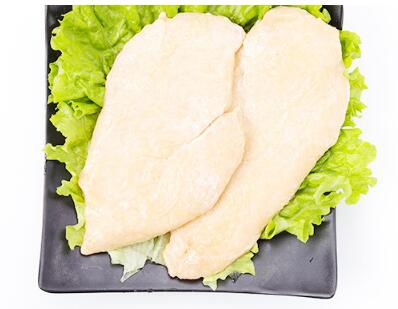 Vacuumed Boiled Natural 100%percent Chicken Breast
