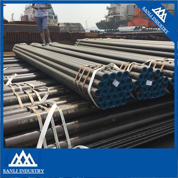 API Carbon Seamless Steel Pipe / Oil Pipe / Gas Pipe