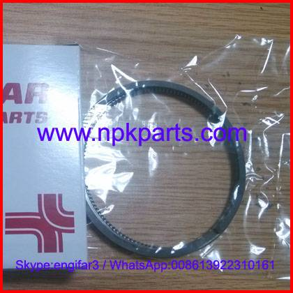 Yanmar 3/4TNE84 engine parts piston ring set 129002-22500