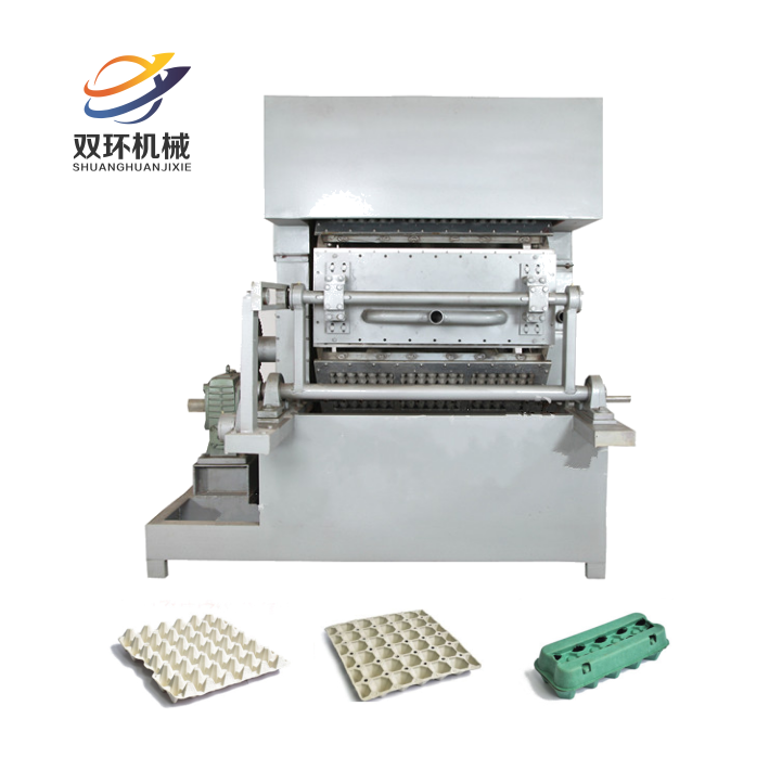 Recycling paper egg tray/ egg carton machine price