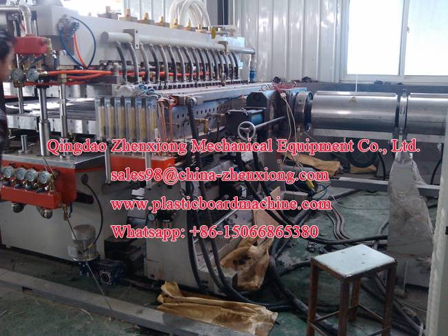 Hollow grid sheet Hydraulic change nets and Measuring pump