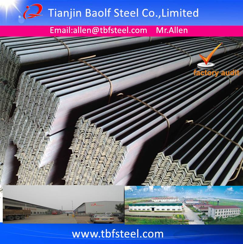 Hot Rolled Steel L Profile