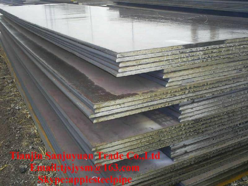 A283 Gr.C Carbon Steel Plate for Container
