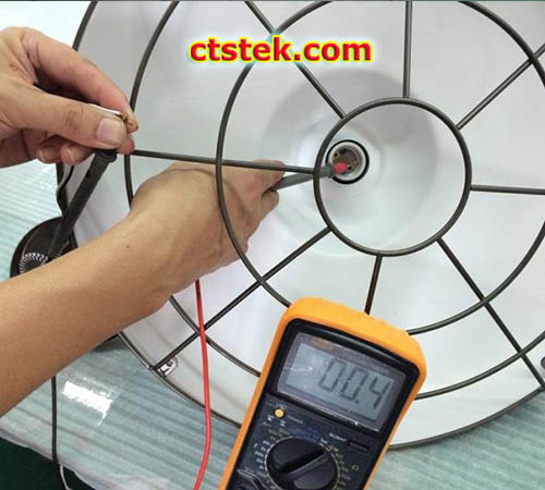 Home electrical appliance quality inspection service