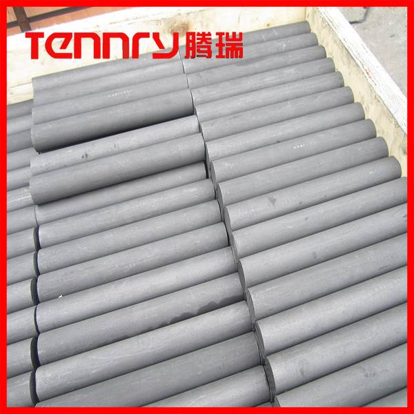 High Pure Graphite Rod For Metallurgy