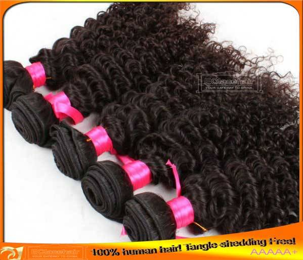 Wholesale Virgin Indian Peruvian Brazilian Human Hair Weaves for African Americans Black Women