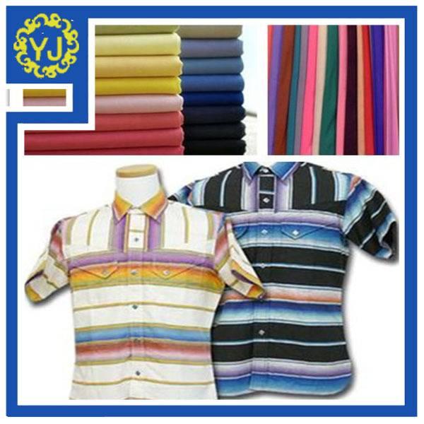TC poplin fabric indian shirting fabric
