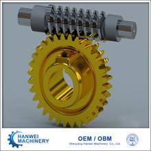 Customize Worm Gears For Machine
