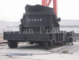 iron ladle car