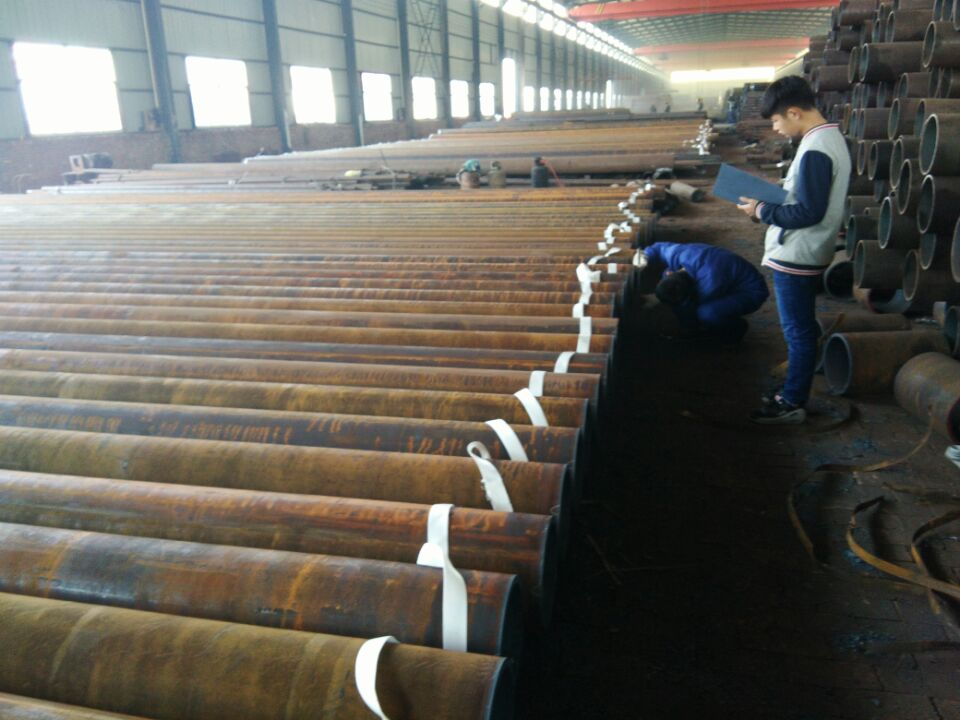 High quality API steel pipes