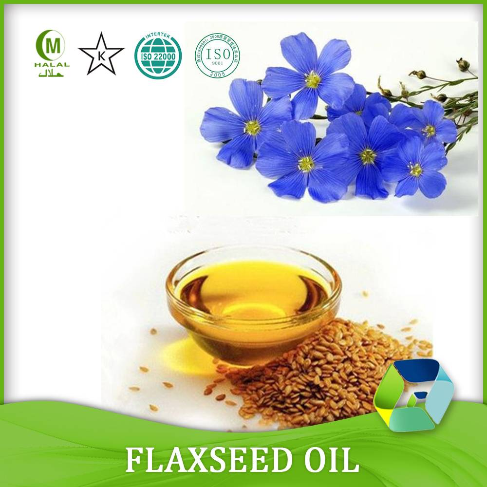 ISO,KOSHER,HALAL Certificate Flax Seed Oil/Linseed oil
