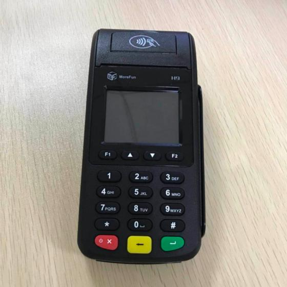 Handheld POS Terminal H9 Payment Device with Printer NFC Card Reader