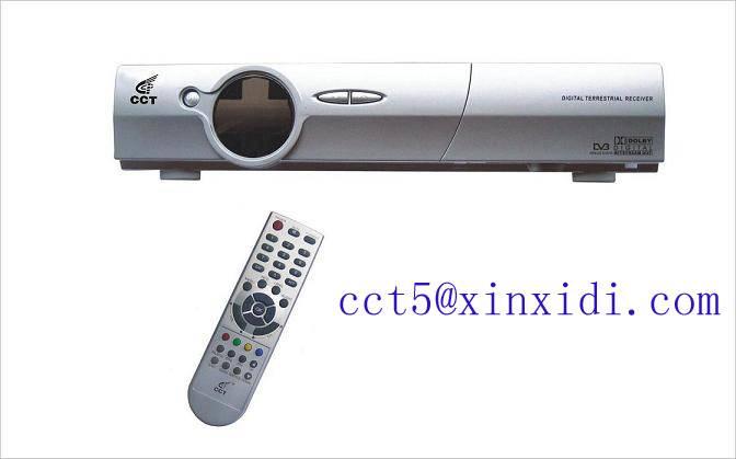 DVB-S Satellite Receiver 9999 (CCT)