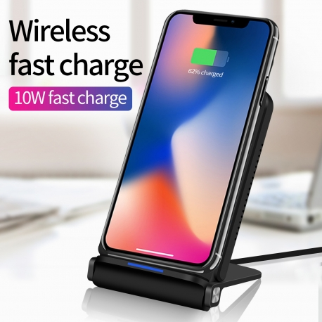 High quality car wireless phone charger fast speed for smart phone-DSDIA