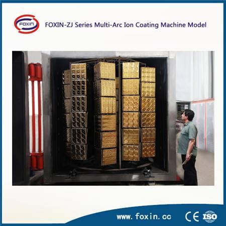 Titanium Vacuum Ceramic Coating Machine