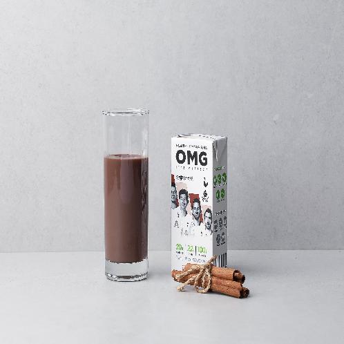 OMG, Power vegan protein shake
