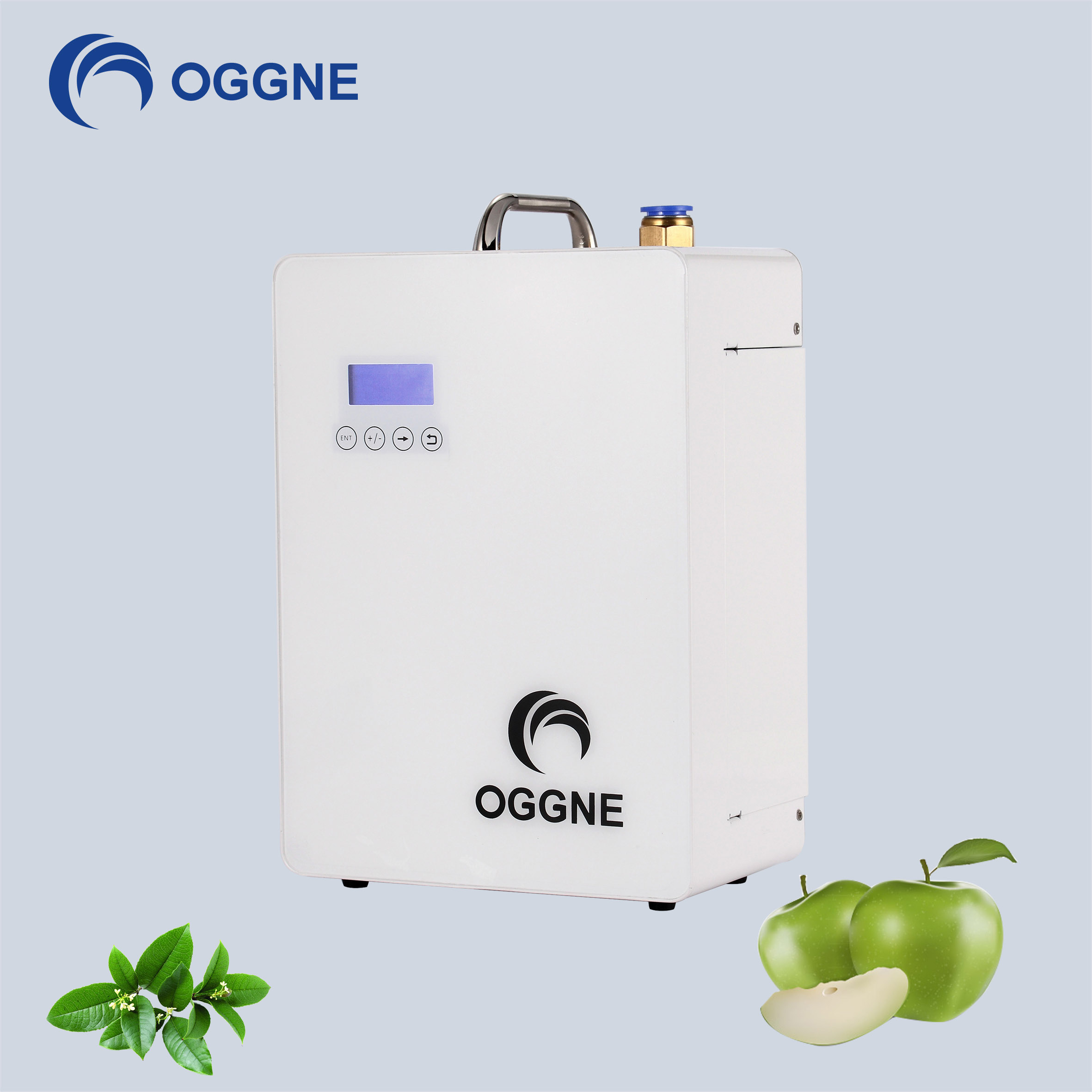New arrival HVAC scent delivery system electric essential oil diffuser