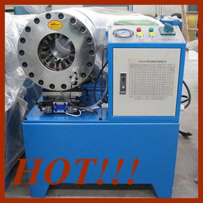 Sell Hydraulic Hose Crimping Machine