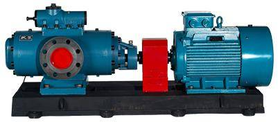 Twin Screw Multiphase Pump made in china