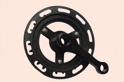 36T Bicycle Crank & Chainwheel