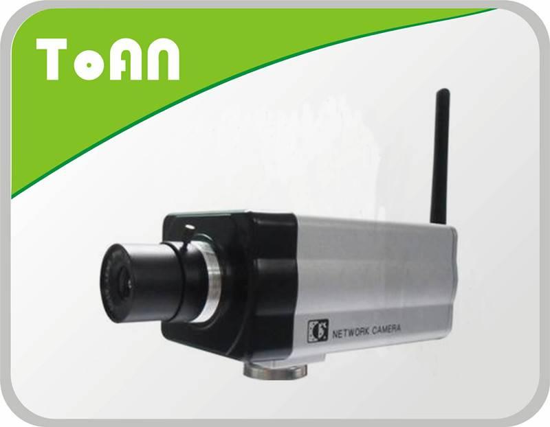TOAN Wire/Wireless ip cameras H.264 / M-JPEG web camera