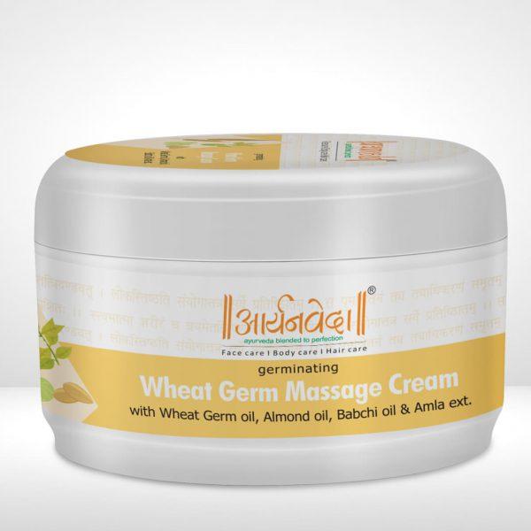 Wheat Germ Massage Cream