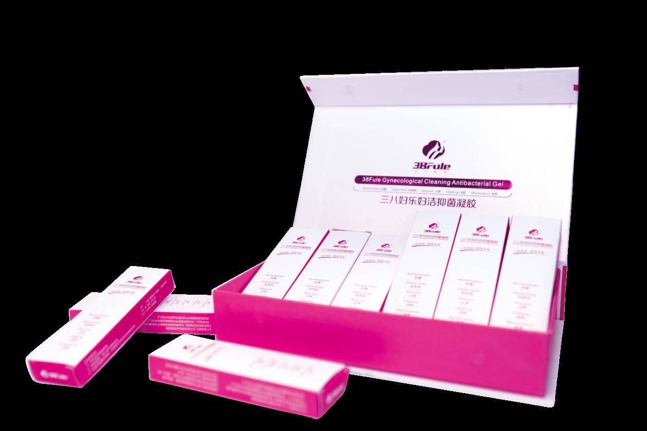 38fule Gynecological Cleaning Antibacterial Gel