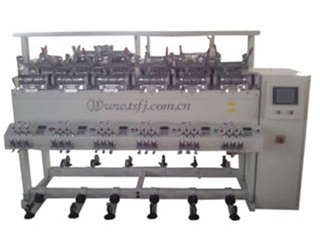 TS008B Doubling Winder Machine