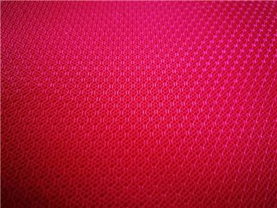double knitting layer shoe mesh fabric