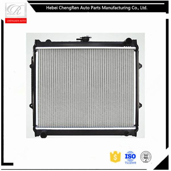 Factory directly provide auto Radiator for ZhongXing 485/490