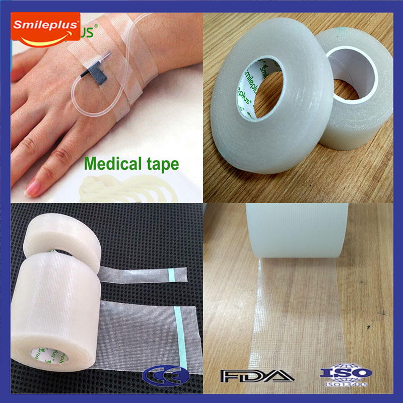 PE Silicone Medical and Makeup Tape