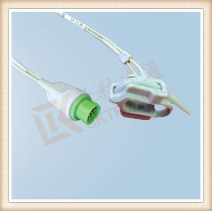 BIONET 6 Pin Neonate Silicone Wrap SpO2 Sensor