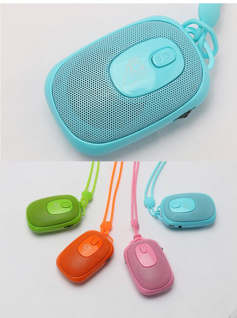 Mini Photo Taking Bluetooth Speaker (LV-X2)