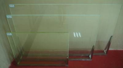 medical high density X-Ray protective Lead Glass