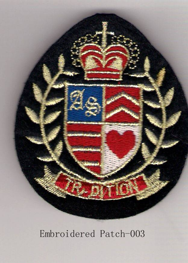 Badge & Patch