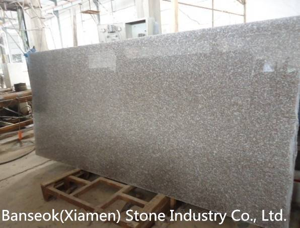 China Red Granite G635 Slabs