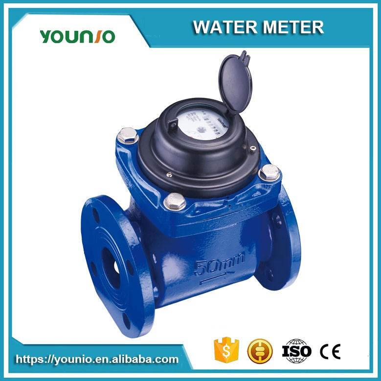 Remove Woltman Meter Bulk Water meter Flanged